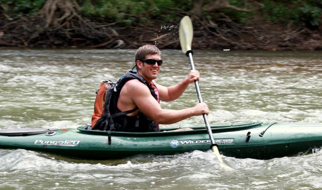 Hatfield and McCoy River Trails