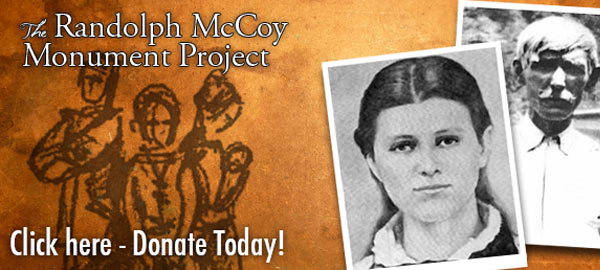 The Randolph McCoy Monument Project