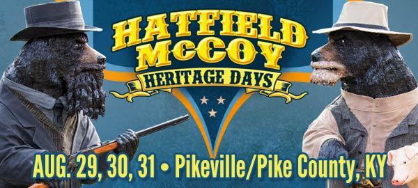 Hatfield McCoy Heritage Days