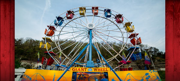 Hillbilly Days Carnival Underway
