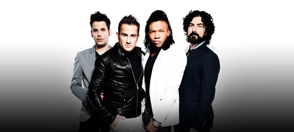 Newsboys Are Coming To The East KY Expo