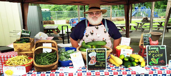 Photoblog: Pike County's Farmers Market