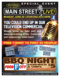 Main Street Live!