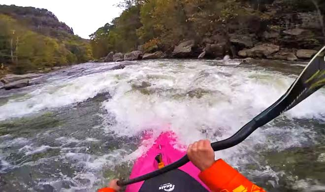 Russell Fork Whitewater Is Just Around the Corner