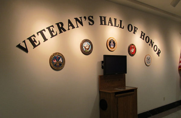 Veterans Hall of Honor