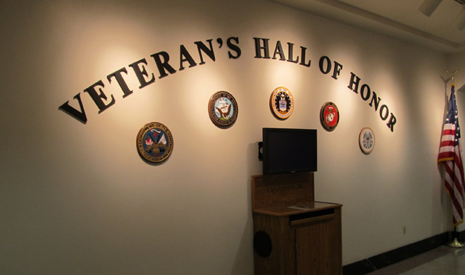 Veteran's Hall of Honor and Heritage Hall