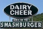 Dairy Cheer of South Mayo Trail