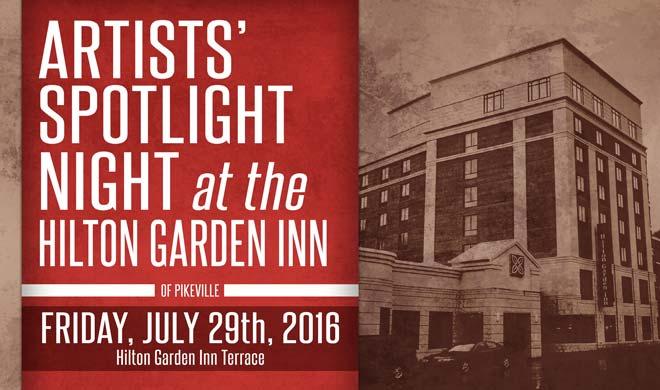 artists spotlight night splash