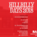Bank 253 Stage Live Hillbilly Days 2018