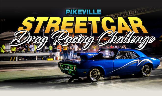 Streetcar Drag Racing