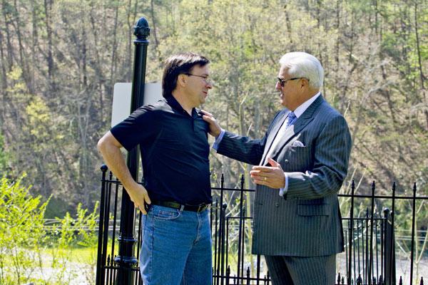 Ron McCoy & Reo Hatfield