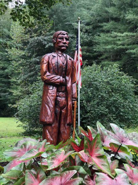McCoy statue